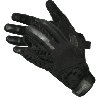 Rukavice BLACKHAWK! HOT OPS VENTILATED WEATHER GLOVES BLACK  62c1337977