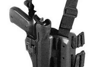 Stehenni Holster Blackhawk G1719 Tac Serpa Holster Level 2 L